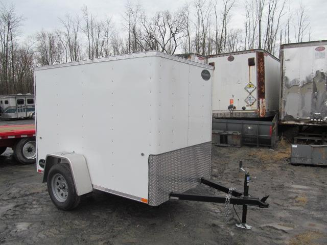 2019 Integrity Honor Line 5 x 8 with Ramp