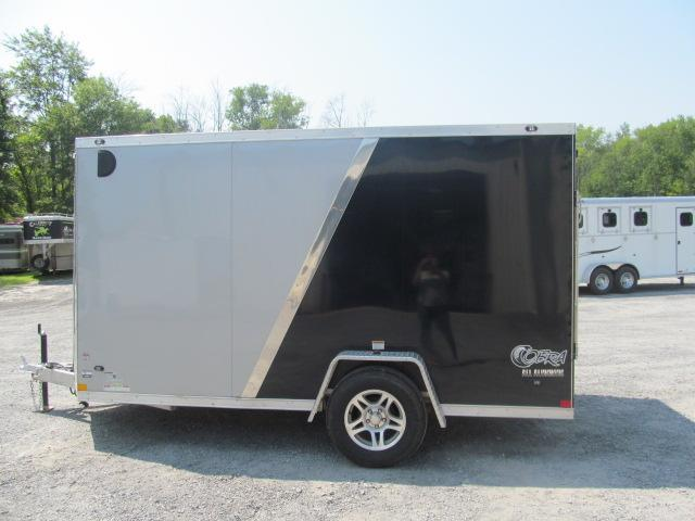 2018 Stealth Trailers 7 x 12 Enclosed Cargo Trailer