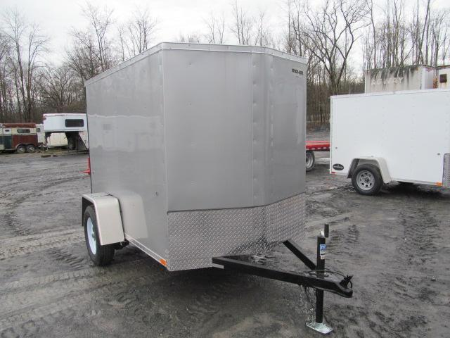 2018 Integrity Stockaide 5 X 8 Enclosed Cargo Trailer