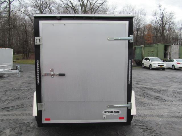 2019 Integrity Stockaide 5 X 8 Enclosed Cargo Trailer