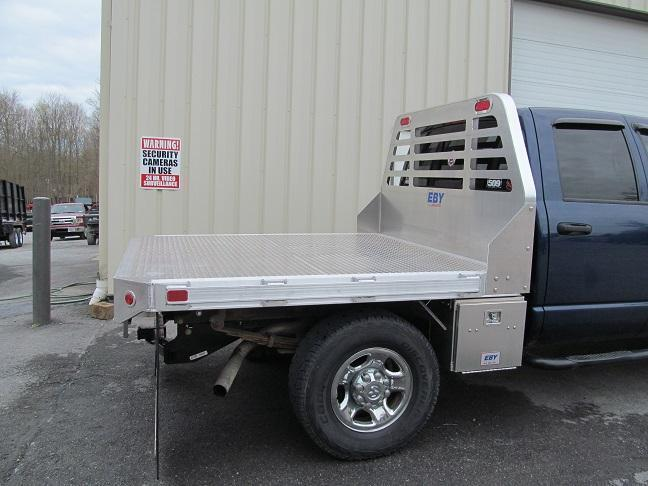 Eby Flatbed Towing Body