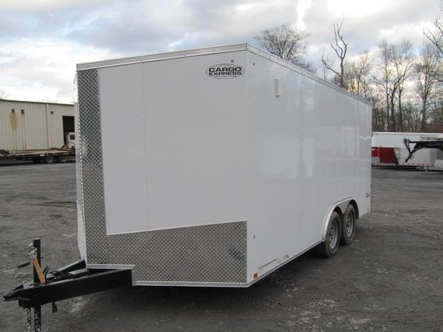 2018 Cargo Express XL SE 8.5 X 16 Car / Racing Trailer