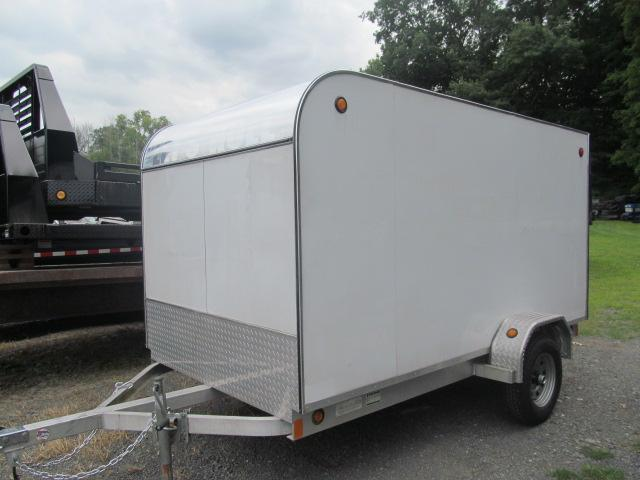 2009 Worthington Trailers 5x8 Enclosed Enclosed Cargo Trailer