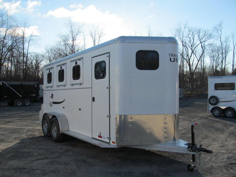 2019 Trailers USA Patriot 3H Bumper Pull
