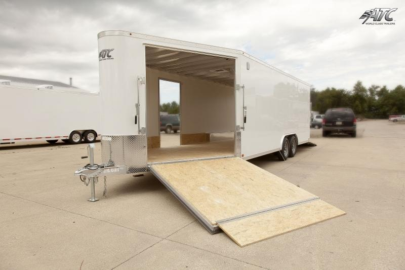 ATC Raven All Sport Car / Racing Trailer