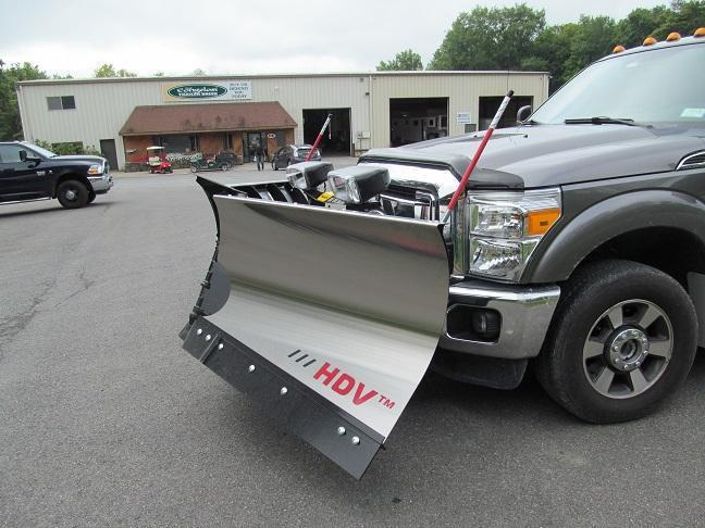 2016 SALE Snowex  Stainless HD V Plow