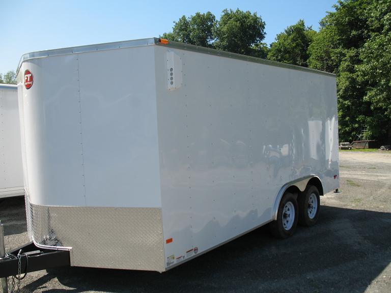 Wells Cargo FastTrac (8.5 Wide) Car / Racing Trailer