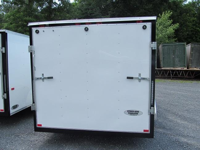Integrity Stock-Aide 7 X 14 Enclosed