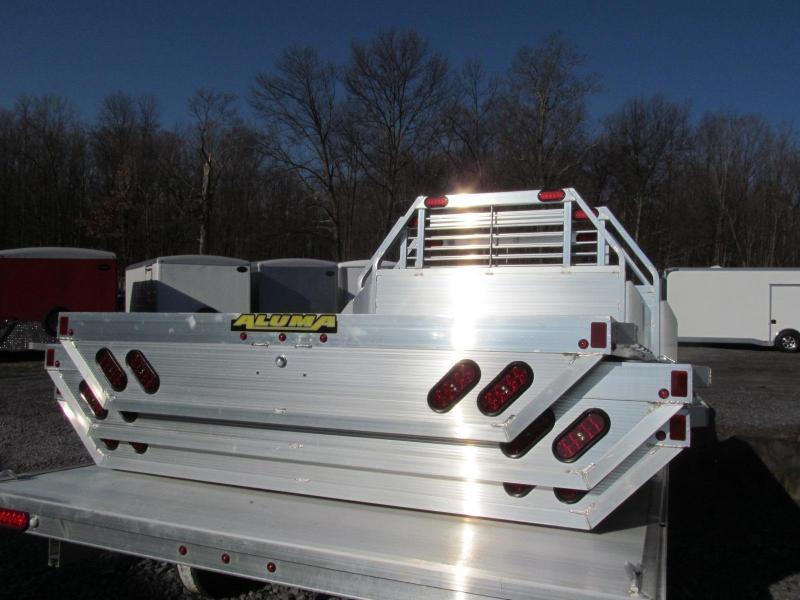 2019 Aluma 8100 and 9600 Truck Beds