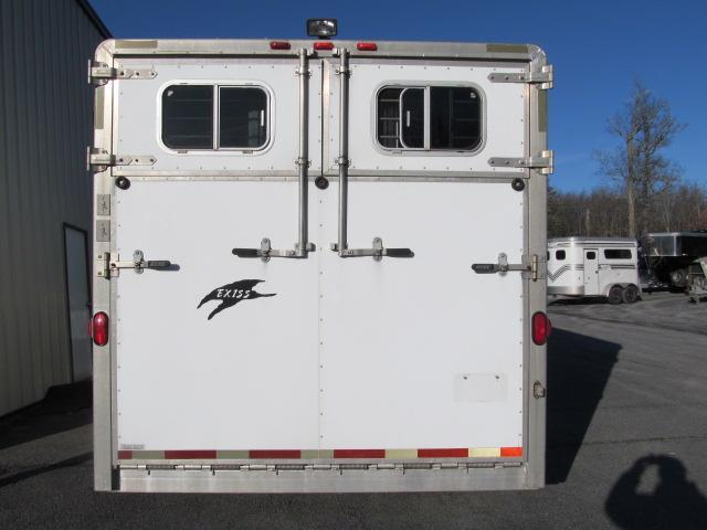 2002 Exiss 6 Horse Head to Head with DR