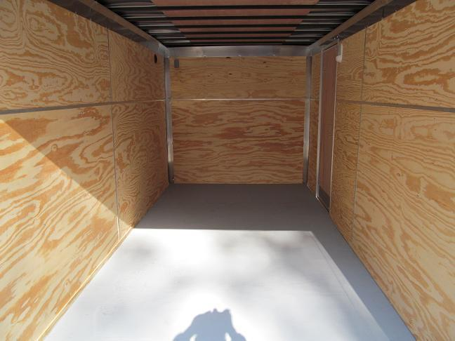 Integrity Trailers Honor Line Double Axle Cargo / Enclosed Trailer
