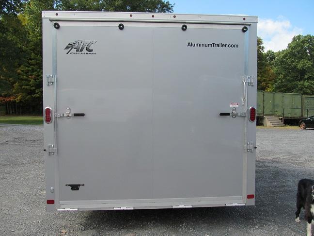 2018 Aluminum Trailer Company 8.5 X 16 Raven Car Hauler