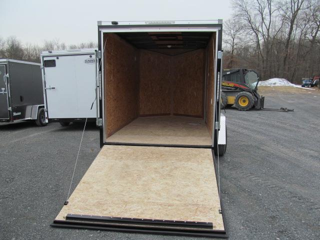 2019 Cargo Express EX DLX 6 X 10 Enclosed Trailer
