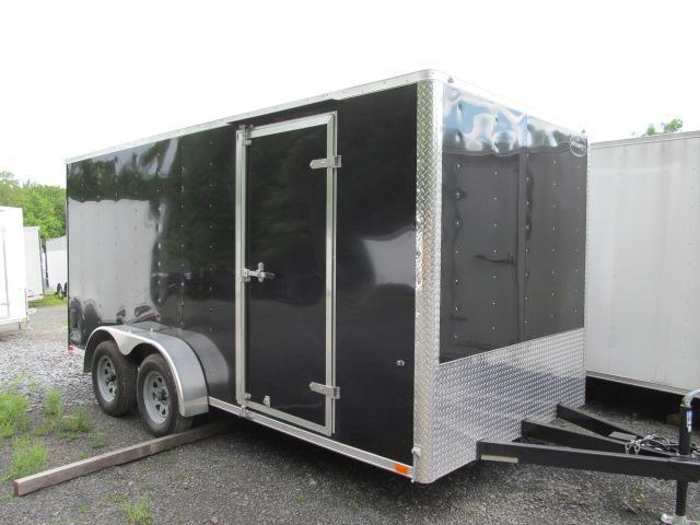 2018 Integrity Honor Line 7 X 16 Enclosed Cargo Trailer