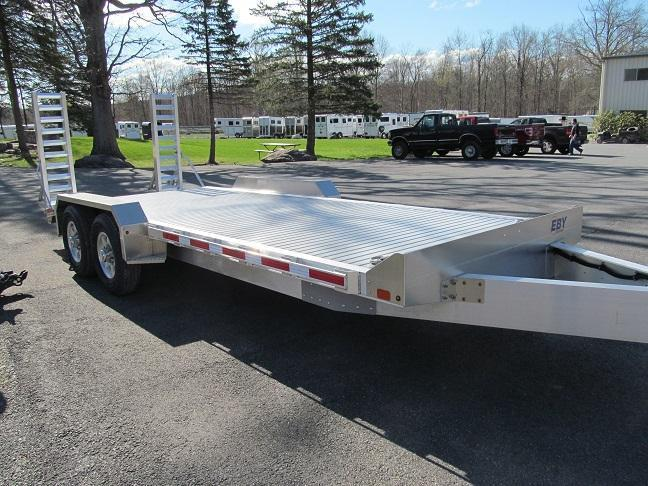 2019 Eby ALUMINUM Low Profile 7 Ton