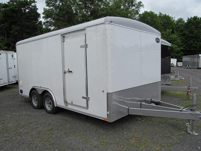 2019 Integrity HD Landscape Package 8.5 X 16 Enclosed Cargo Trailer