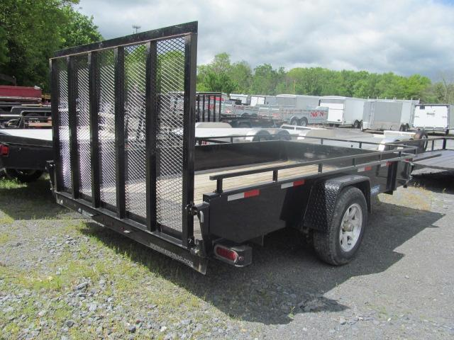 2016 Sure-Trac 7x12 with Gate Utility Trailer