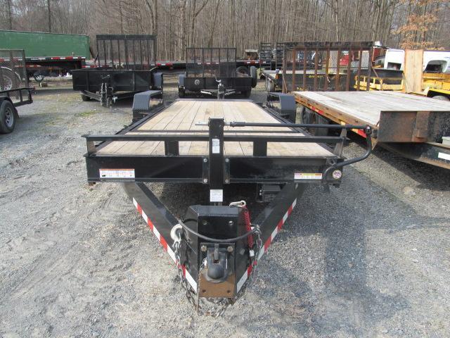 2018 Sure-Trac 8 Ton Tilt Equipment Trailer