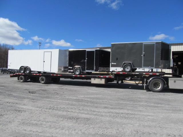 1990 Other Evans 52 Ft Hauling Trailer Equipment Trailer