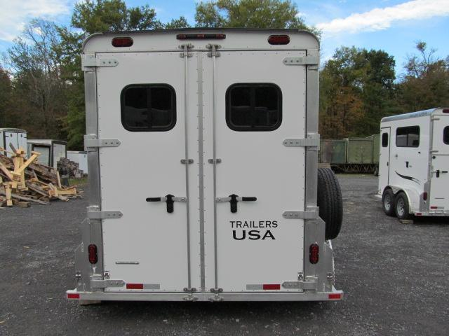 Trailers USA Inc. Patriot 2H Slant BP