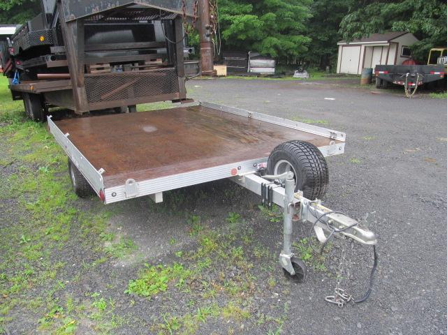 2007 Triton 2 Place ATV Trailer