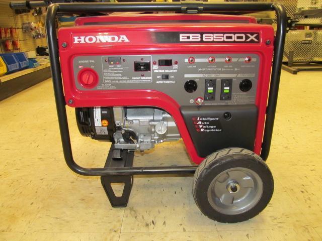 2018 Honda Power Equipment EB6500X Generator