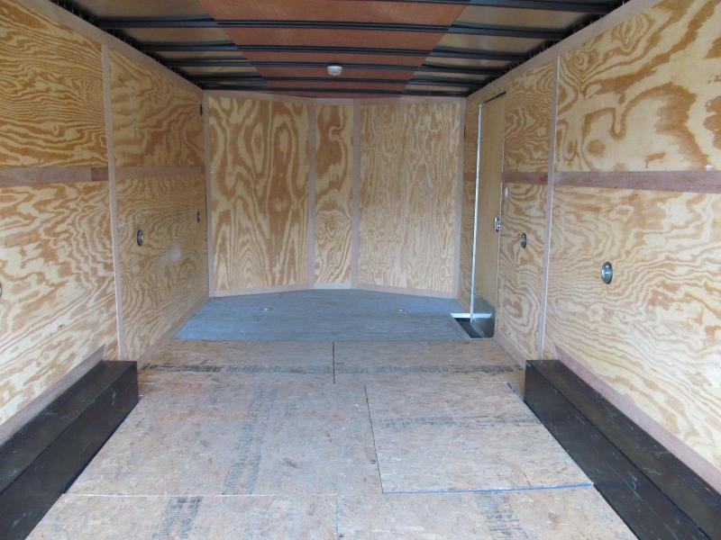 2013 Wells Cargo Fast Trac Enclosed Cargo Trailer