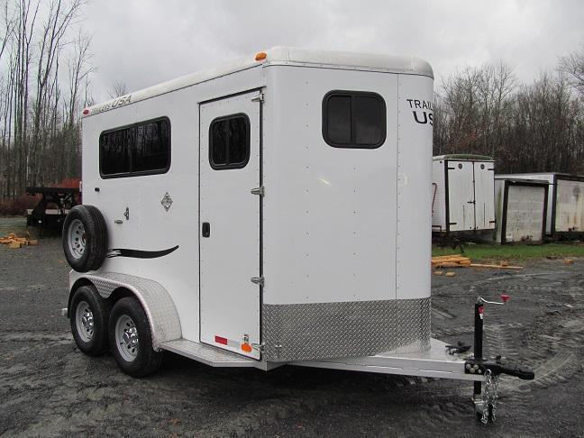 2018 Trailers USA Minuteman 2H BP