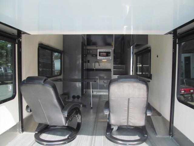 2020 Aluminum Trailer Company ALL ALUMINUM 5th Wheel Toy Hauler