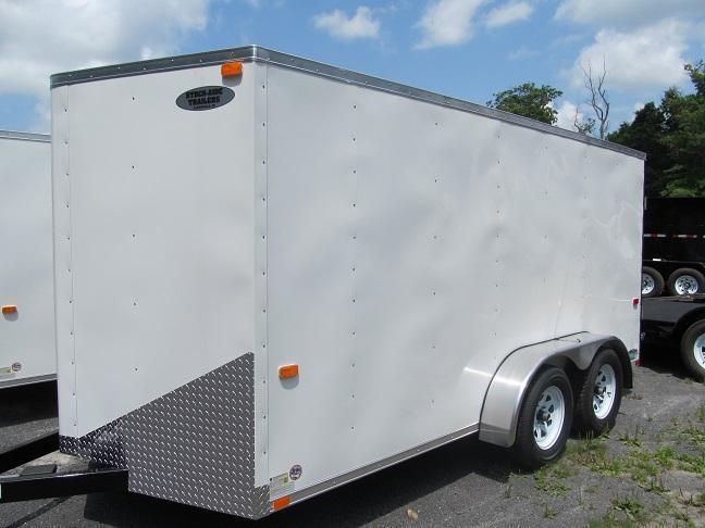 Integrity Stock-Aide 7 X 16 Enclosed