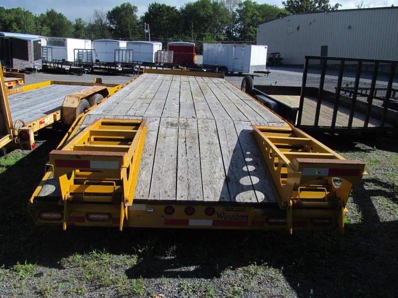 2016 Winston 9 Ton Deckover Equipment Trailer