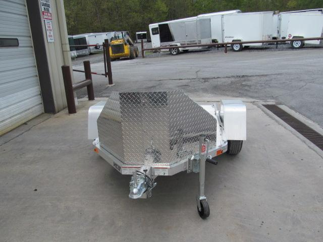 2019 Aluma MC1F Folding Motorcycle Trailer