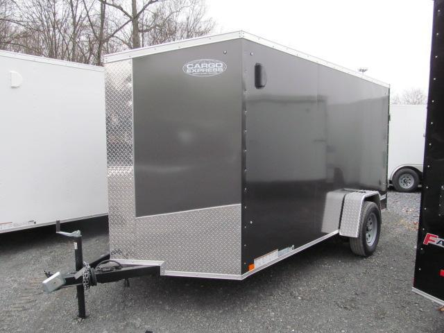 2019 Cargo Express XL SE 6 X 12 Enclosed Trailer