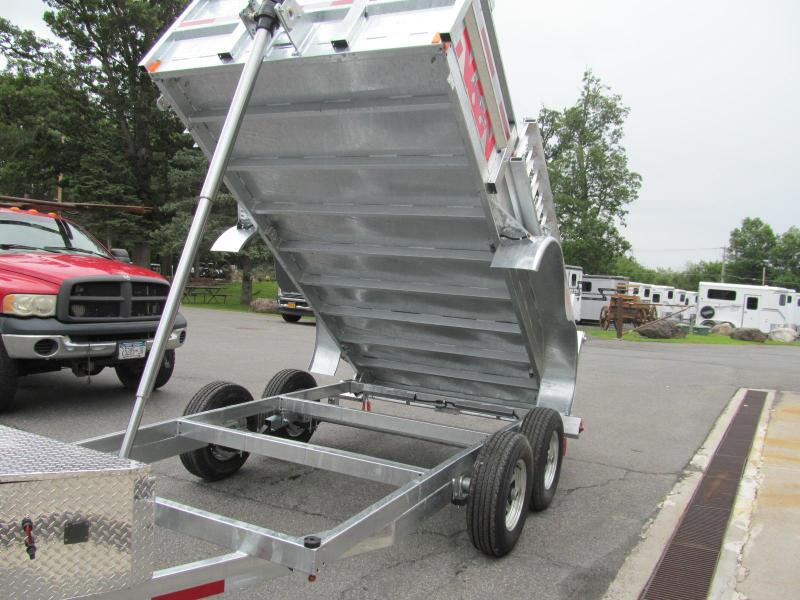 2018 N and N Trailers Inno Series Galvanized Dump Trailer