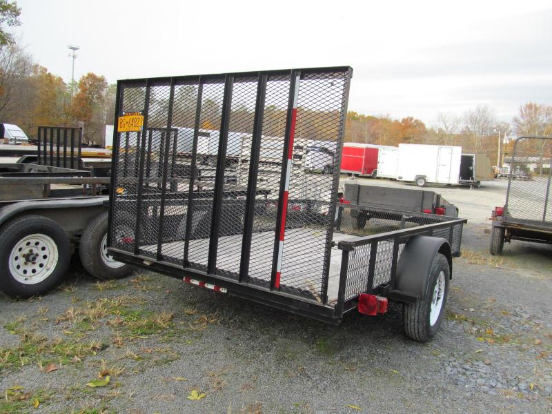 2014 Carry-On 6 X 10 Open Utility Trailer