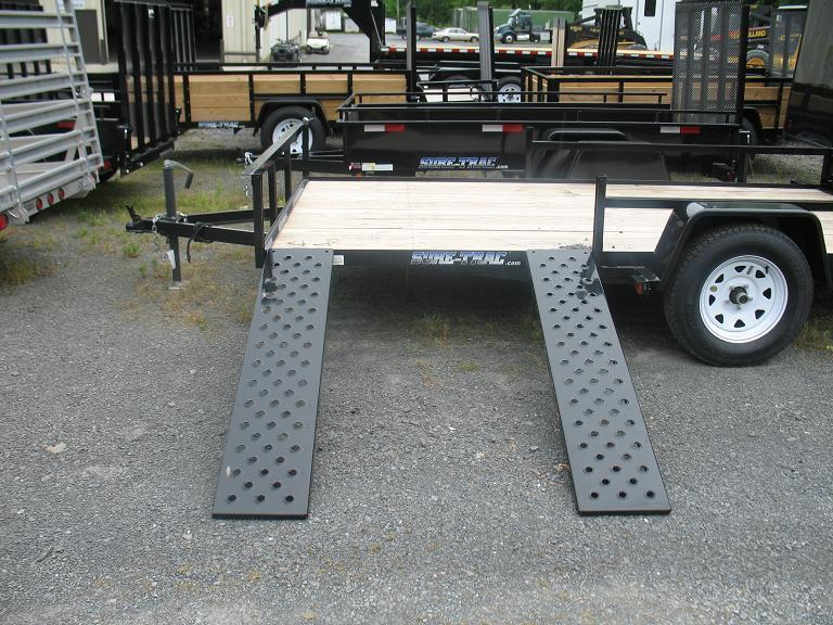 Sure-Trac Open ATV Utility Trailer