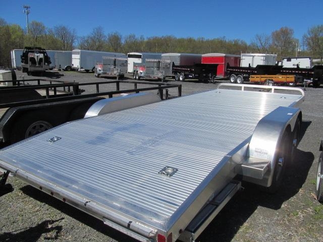 2018 Aluminum Trailer Company 18 7k Car / Racing Trailer