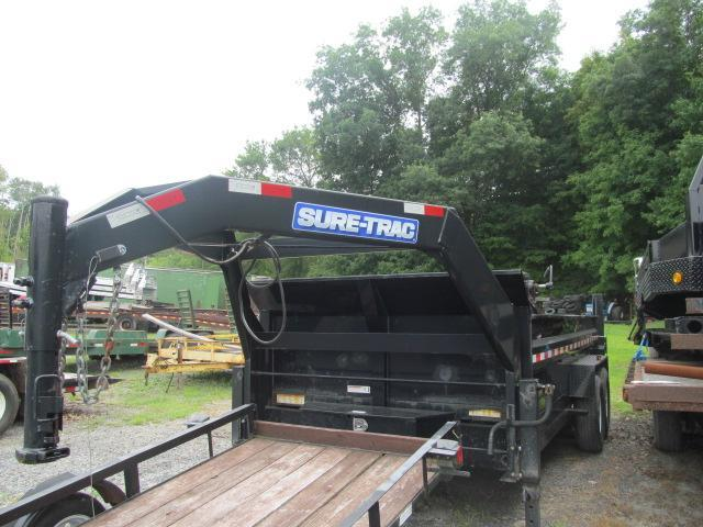 2014 Sure-Trac 7x16-14K GN Dump Trailer