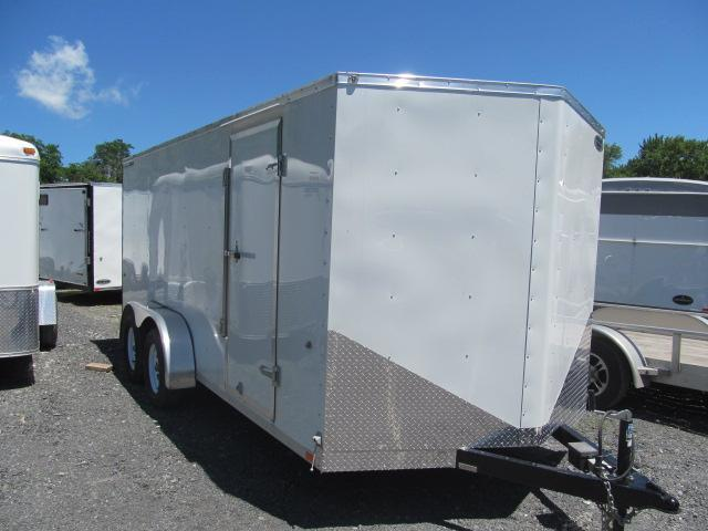 2017 Integrity Stock Aide 7 X 16 Enclosed Cargo Trailer
