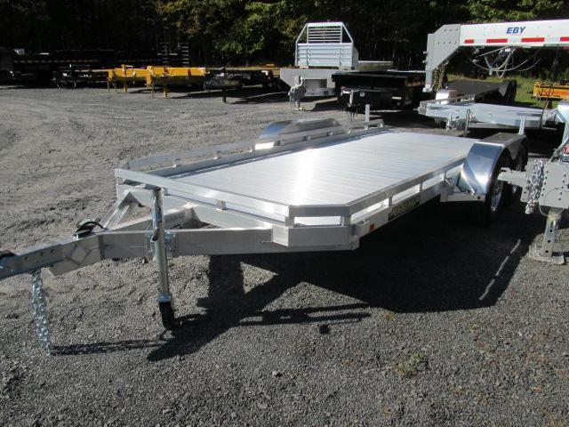 2019 Aluma 7814 Open Car Trailer