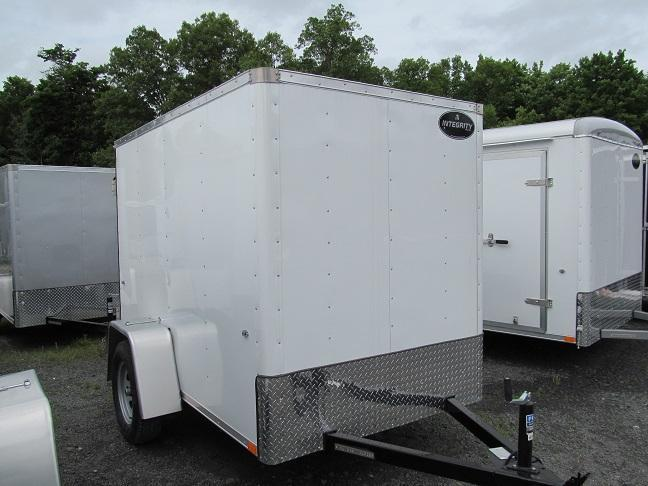 Integrity HL 5 X 8 Cargo / Enclosed Trailer