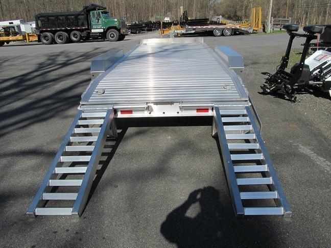 Eby 18 Ft Tradesman ALUMINUM Low Profile 7 Ton