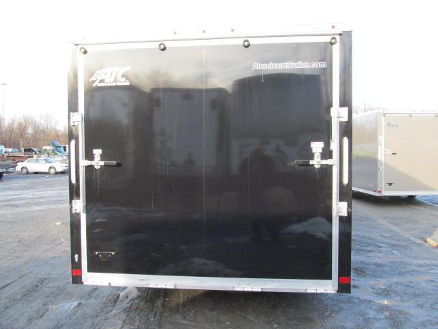 2018 ATC 8.5 X 24 Raven Car Hauler w/ Premium Escape Door