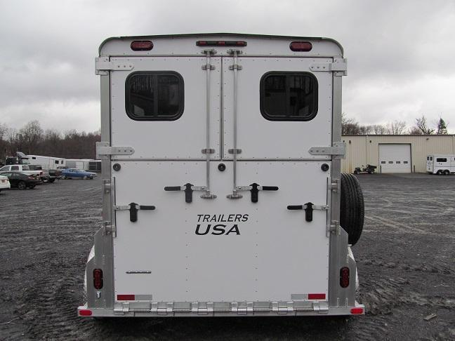 2018 Trailers USA Patriot 2 Horse BP