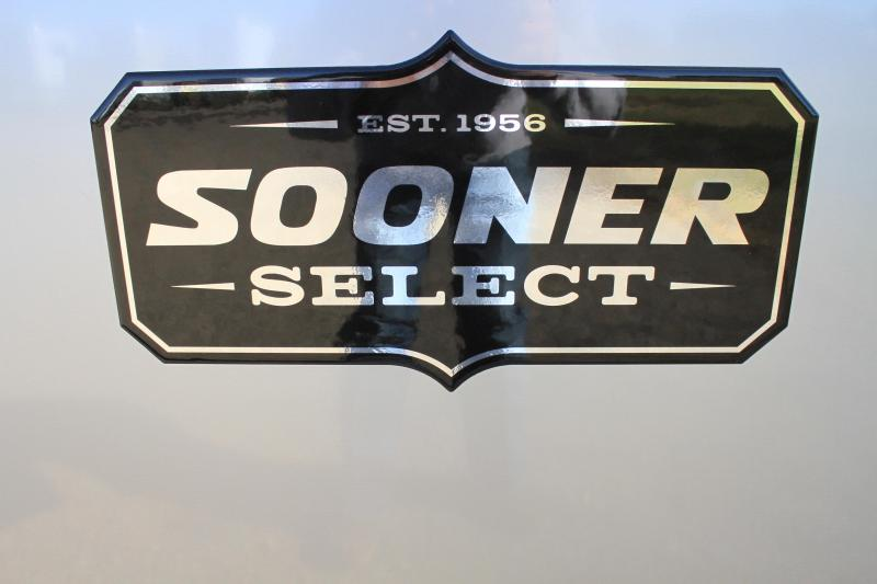 2019 Sooner Select 24ft Low Pro with 10 Pen System and Drop Windows