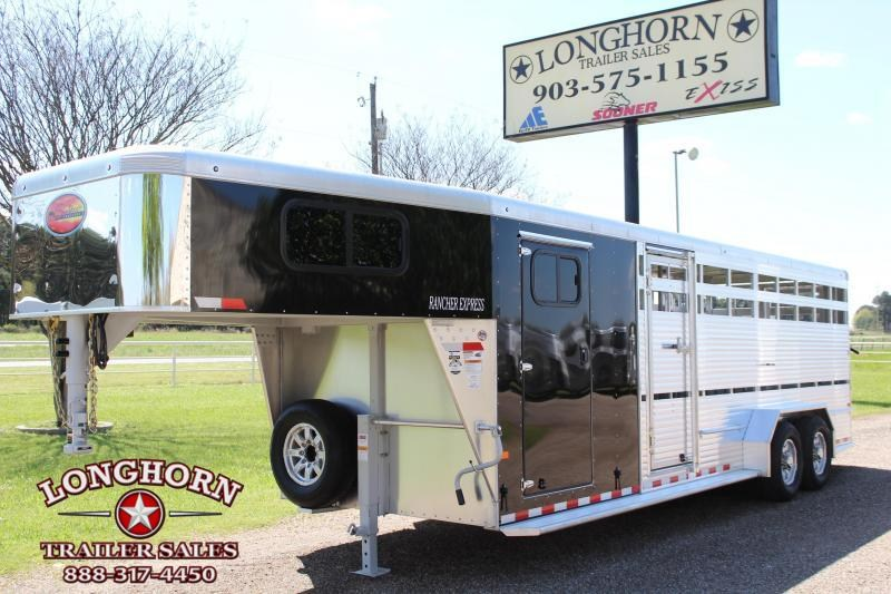 2020 Sundowner 24ft with 6ft Tack Room and 4 Pens in Ashburn, VA