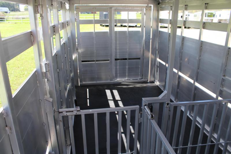 2020 Sundowner 24ft with 6ft Tack Room and 4 Pens