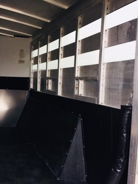 2019 Sundowner 3 Horse 8ft Shortwall 8ft Wide No Mangers