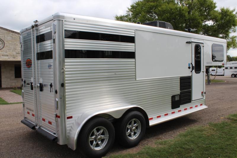 2019 Sundowner 2 Horse with 6ft Shortwall LQ