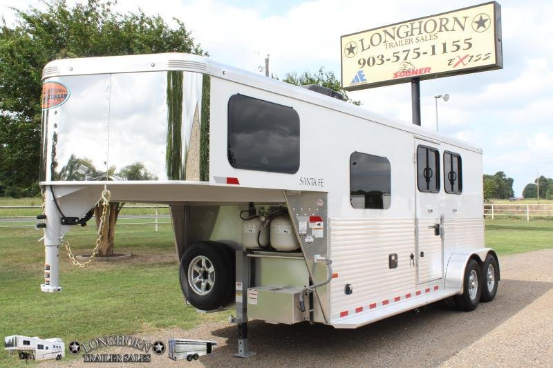 2019 Sundowner 2 Horse with 6ft Shortwall LQ
